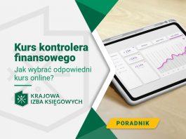 Kontroler finansowy używa zaawansowanych narzędzi analitycznych