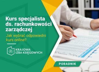 Specjalista w dziedzinie rachunkowości zarządczej przygotowuje analizę dla prezesów