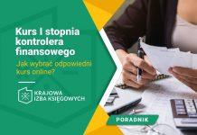 Kontroler finansowy I stopnia analizuje dokumentację finansowa przedsiębiorstwa